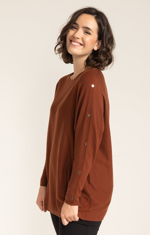 PULL COL ROND