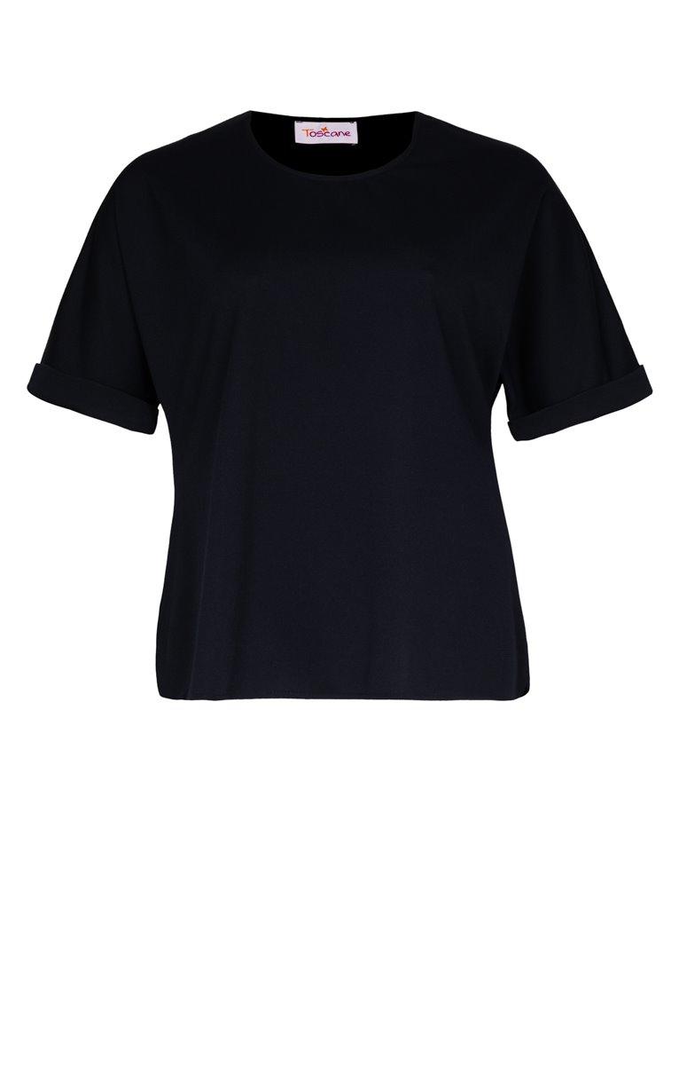 Tee-shirt matière piquée uni