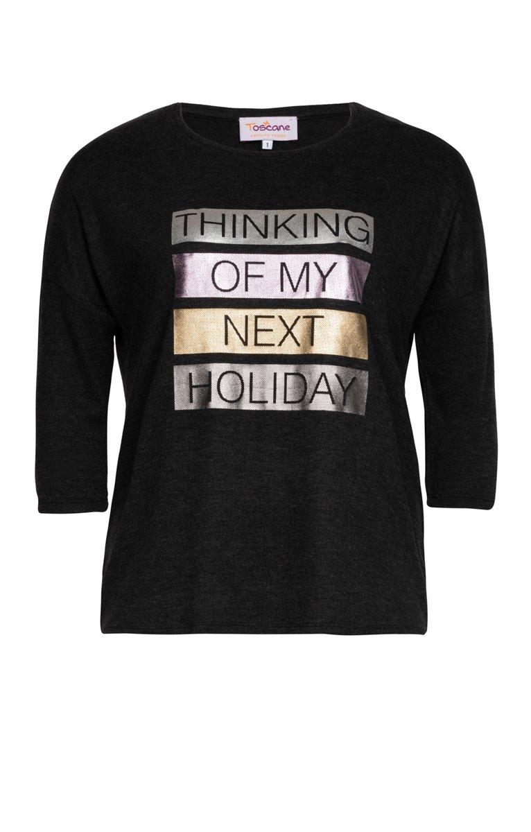 Tee shirt message