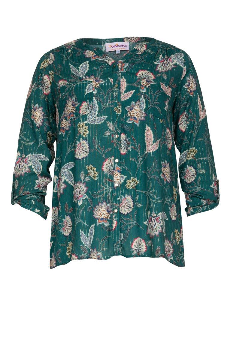 Chemise boutonnée