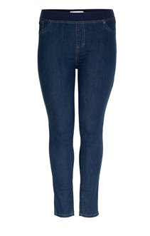 Pantalon denim long