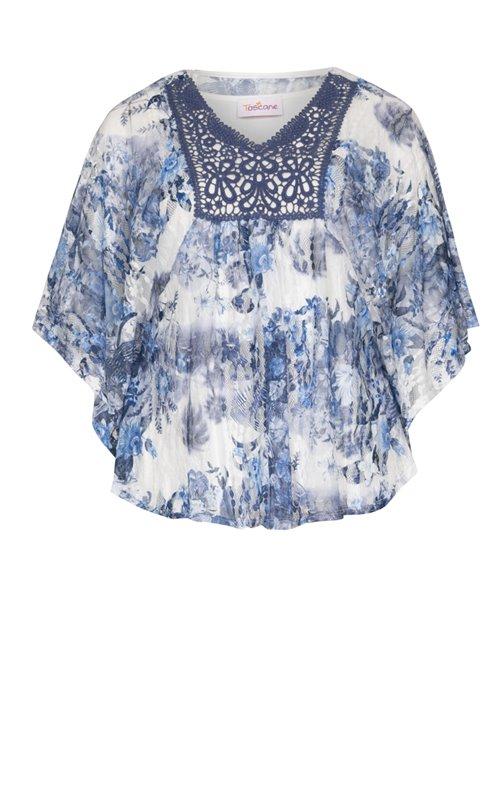 ad9f3aec4d3 Tee-shirts grandes tailles femme - Toscane - vêtements grandes tailles