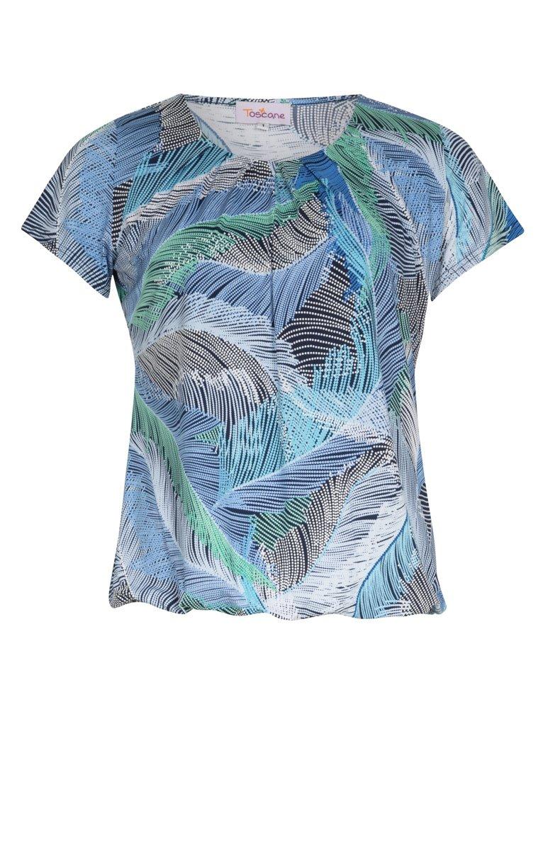 Tee-shirt à manches courtes et col rond