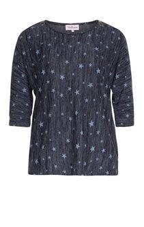 Tee-shirt oversize avec étoiles