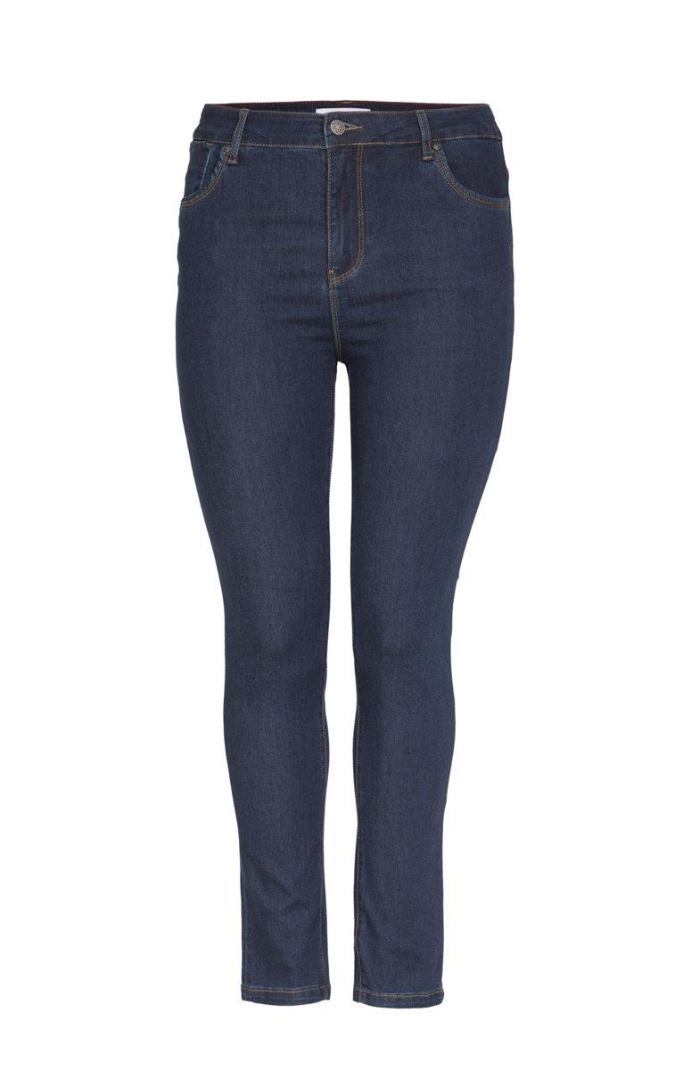 Pantalon slim 5 poches en jean