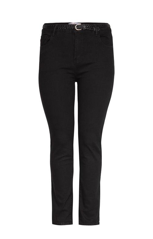 Pantalon long forme droite