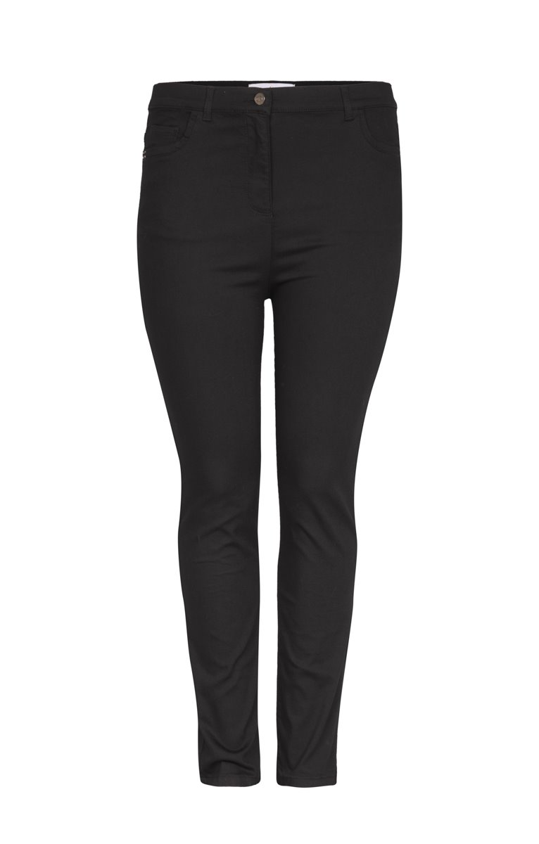 Pantalon droit superstrech
