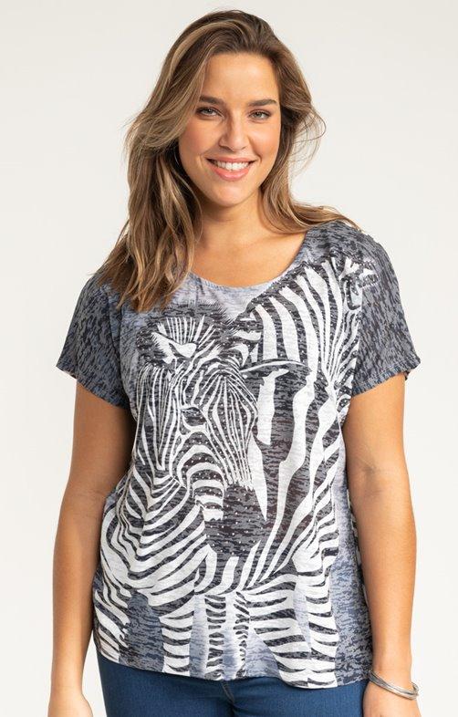 Tee-shirt ZEBRE