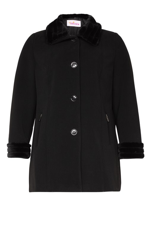 Manteau mi-long