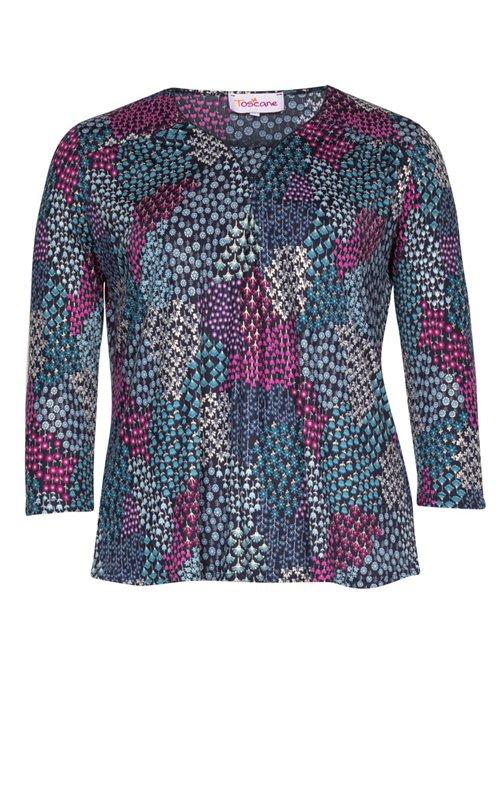 Shirts Grandes Femme Toscane Tee Vêtements Tailles 6qSRqpY