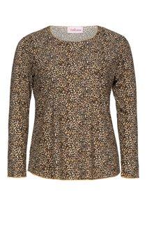 Tee-shirt motif léopard