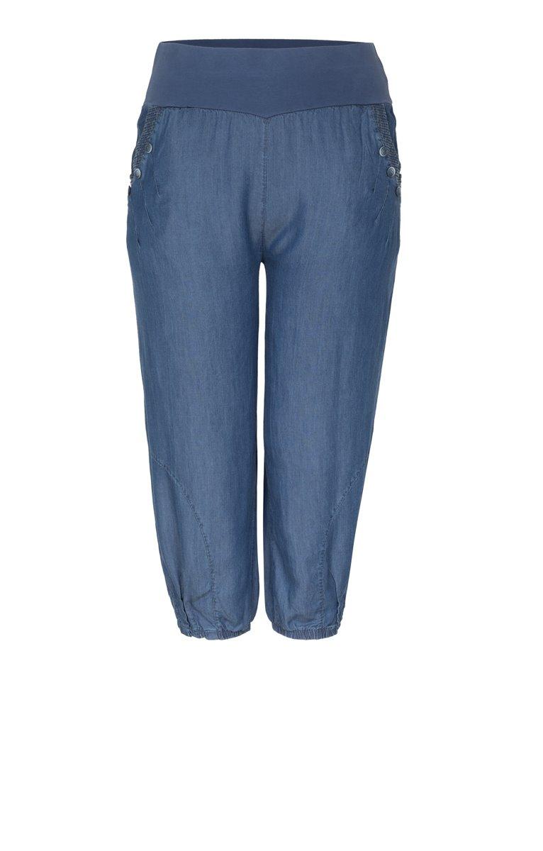 Pantalon large 7/8